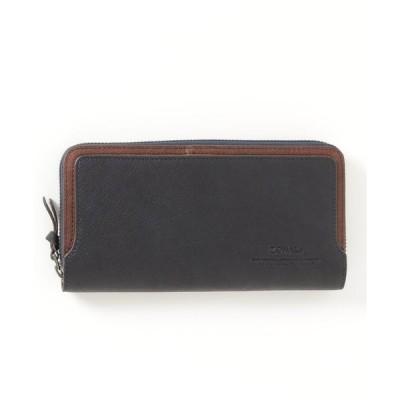 財布 <ZONALe / ORLO>ラウンドファスナー長財布