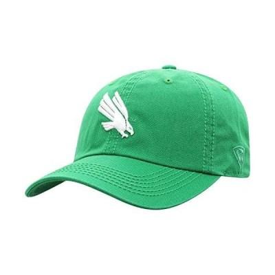 メンズ スポーツリーグ アメリカ大学スポーツ top of the world men's north texas mean green green crew adjustable hat 帽子