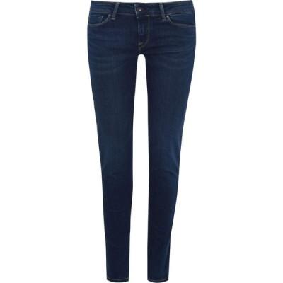 ペペジーンズ Pepe Jeans レディース ジーンズ・デニム ボトムス・パンツ Soho Mid Rise Skinny Jeans OZDARK USEDWR
