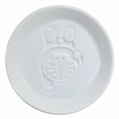 ドラえもん 絵柄が浮き出る 醤油皿 小皿 逆立ち アニメキャラクター グッズ