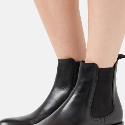 タタイタリア レディース 靴 シューズ Classic ankle boots - black