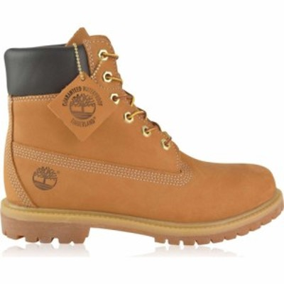 ティンバーランド Timberland レディース ブーツ シューズ・靴 6inch Classic Boots Wheat