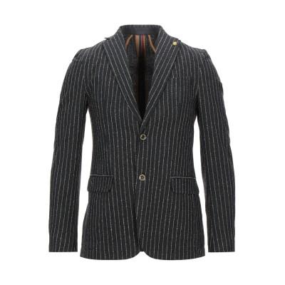 SSEINSE テーラードジャケット 鉛色 50 コットン 50% / ウール 25% / ポリエステル 20% / シルク 5% テーラードジャケ
