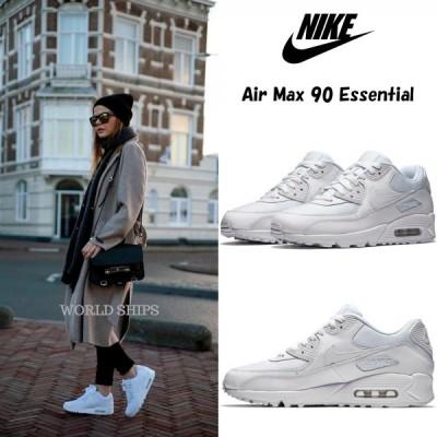 エア マックス 90 エッセンシャル ナイキ スニーカー Nike Air Max 90 Essential ホワイト
