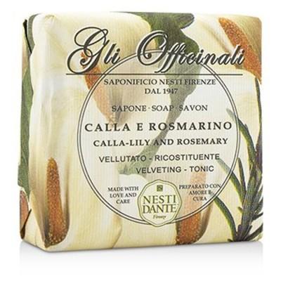 ボディソープ 200g グリ オフィシナリ ソープ - Calla-Lily & Rosemary - Velveting & Tonic
