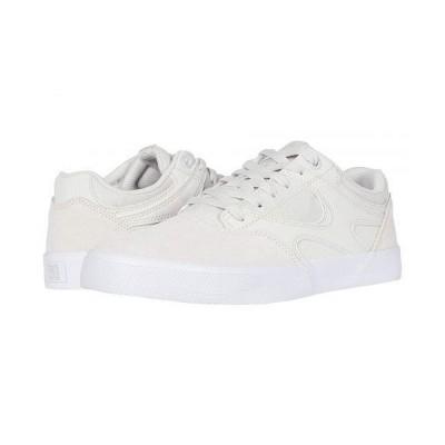 DC ディーシー メンズ 男性用 シューズ 靴 スニーカー 運動靴 Kalis Vulc - Grey/White/Grey