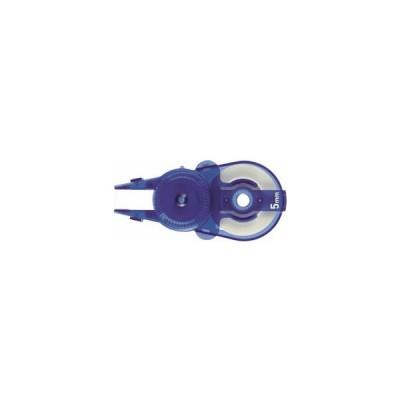 プラス/ホワイパースライド交換テープ5mm ブルー WH-115R/49-558