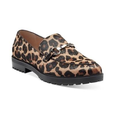 アイエヌシーインターナショナルコンセプト サンダル シューズ レディース I.N.C. Women's Taylyn Loafers,  Dark Leopard
