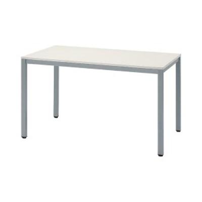 アール・エフ・ヤマカワ テーブル RFD-1275W ホワイト 〔送料無料〕