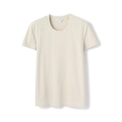 TOMORROWLAND/トゥモローランド ベーシック クルーネックTシャツ WLJ3114 81 シルバーグレー 0(S)