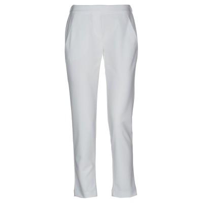 HOPPER パンツ ホワイト 38 ポリエステル 93% / ポリウレタン 7% パンツ