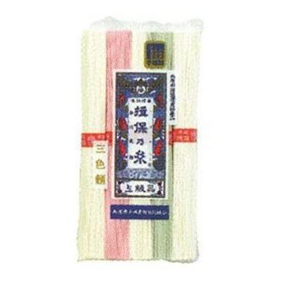 マルキ 揖保乃糸三色麺 250g×10入