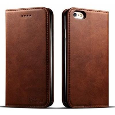 iphone6s ケース 手帳型 iphone6ケース 手帳 Rssviss 耐衝撃 耐摩擦 高級PUレザー 財布型 アイフォン6sケース レザー カバー カード収納