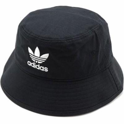 アディダスオリジナルス adidas Originals バケットハット BUCKET HAT AC [BHH18/AJ8995 SS21] メンズ・レディース 帽子 ブラック系【メ