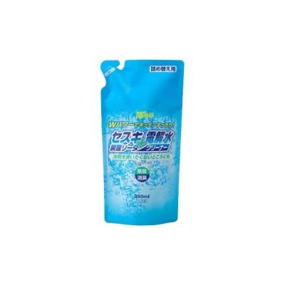 ネオポポラ セスキ炭酸ソーダ+電解水クリーナー リアルメイト 詰替