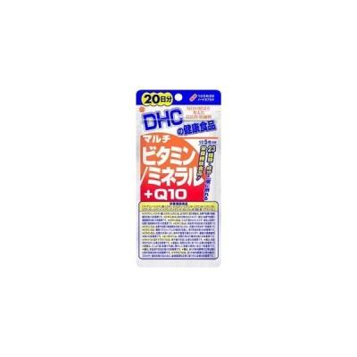 DHC マルチビタミンミネラル+CoQ10 39.8g【送料無料】【ポスト投函】