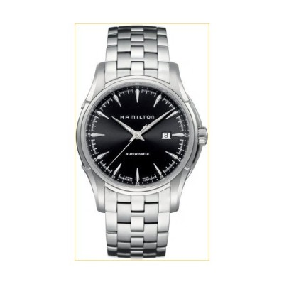 Hamilton Jazzmaster Viematic 44mm Black Dial Men's watch #H32715131 並行輸入品