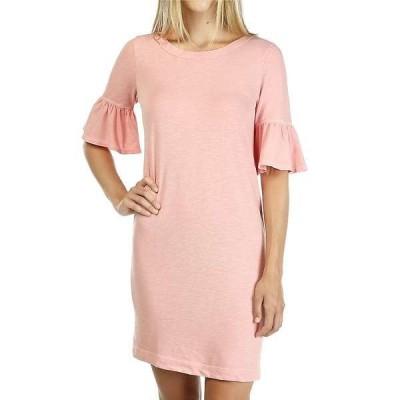 スプレンディット レディース ワンピース トップス Splendid Women's Ruffle Sleeve Dress