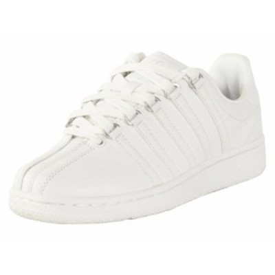 K-Swiss K-スイス ファッション シューズ K-Swiss Womens Classic-VN White/White Sneakers Shoes