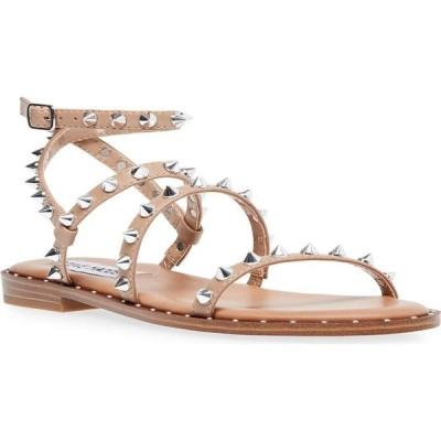 スティーブ マデン STEVE MADDEN レディース サンダル・ミュール シューズ・靴 Transport Sandal Tan