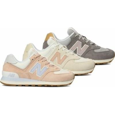 (B倉庫)ニューバランス new balance WL574 レディーススニーカー シューズ 靴 NB WL574 NA2 NR2 NE2 送料無料