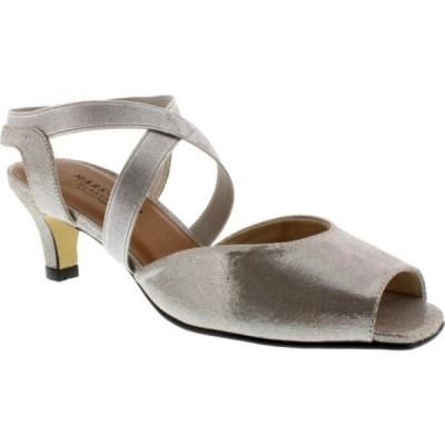 ローズペタル バイ ウォーキングクレイドル オックスフォード シューズ レディース Boa (Women's) Silver Leather