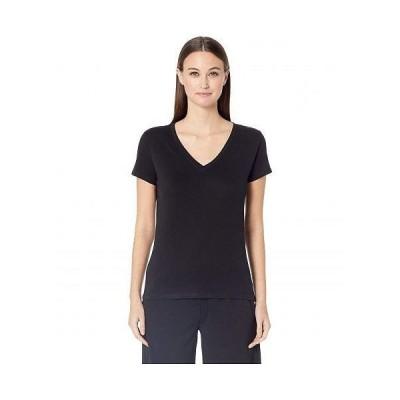 Skin レディース 女性用 ファッション Tシャツ Natural Skin Organic Cotton Jade Tee - Black
