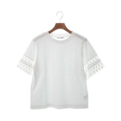 MUVEIL WORK ミュベールワーク Tシャツ・カットソー レディース