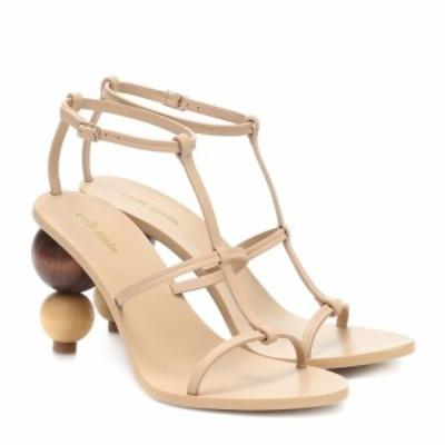 カルト ガイア Cult Gaia レディース サンダル・ミュール シューズ・靴 Eden leather sandals Sand