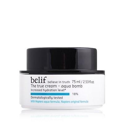 ビリーフ(Belif)ザトゥルークリームアクアボム 75ml / Belif The True Cream-Aqua Bomb 75ml