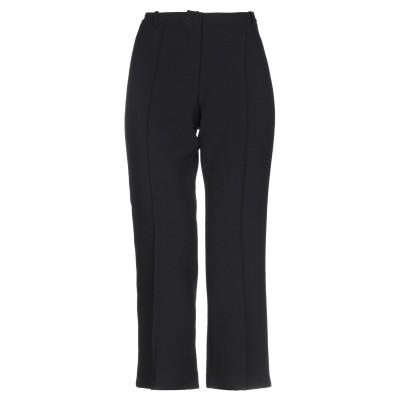 SE-TA Rosy Iacovone パンツ ブラック 40 ポリエステル 97% / ポリウレタン 3% パンツ