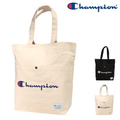 【レビューを書いてポイント+5%】チャンピオン トートバッグ 肩掛け スキップ メンズ レディース  62454 Chanpion | B4 大きめ