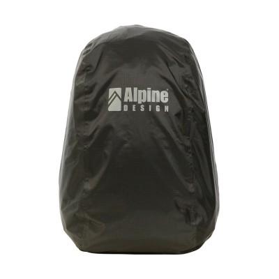 (Alpine DESIGN/アルパインデザイン)アルパインデザイン/ザックカバー 20-30/ユニセックス チャコール