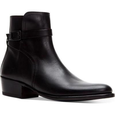 フライ Frye メンズ ブーツ シューズ・靴 Grady Jodphur Boots Black