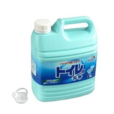 トイレ用洗剤 4L スマイルチョイス