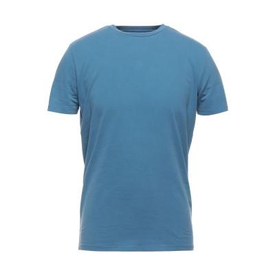 マジェスティック MAJESTIC FILATURES T シャツ アジュールブルー M コットン 94% / ポリウレタン 6% T シャツ