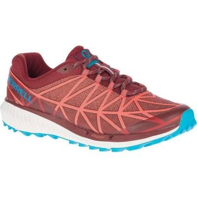 メレル Merrell レディース ランニング・ウォーキング シューズ・靴 Agility Synthesis 2 Shoe Goldfish