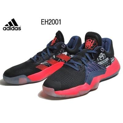 アディダス adidas EH2001 D.O.N. Issue #1 GEEK UP コアブラック バスケットボールシューズスタイル メンズ 靴