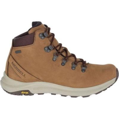 メレル メンズ ブーツ・レインブーツ シューズ Ontario Mid Waterproof Hiking Boot