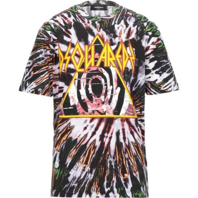 ディースクエアード DSQUARED2 メンズ Tシャツ トップス t-shirt Lilac