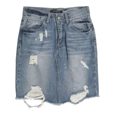フォルナリーナ FORNARINA デニムスカート ブルー S コットン 100% デニムスカート