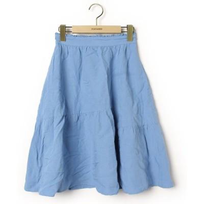 スカート 【Bon mercerie】フレアスカート