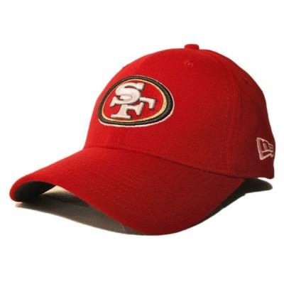 ニューエラ ベースボールキャップ 帽子 NEW ERA 39thirty メンズ レディース NFL サンフランシスコ 49ERS rd