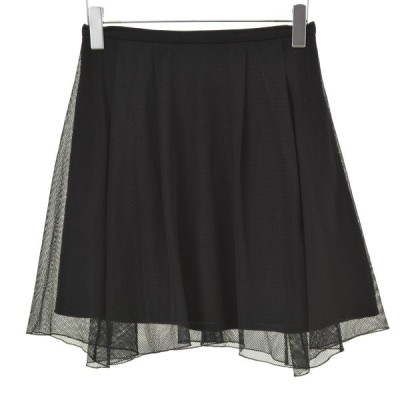 PLS+T / プラステ チュール スカート