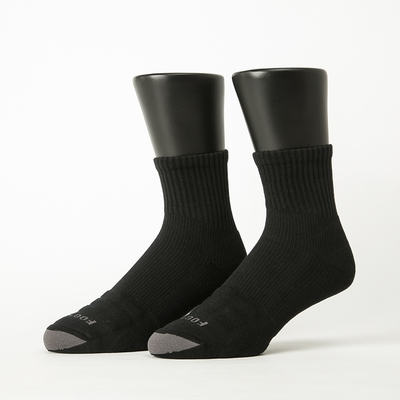 Footer除臭襪-螺旋氣墊輕壓力襪(男襪-T98)