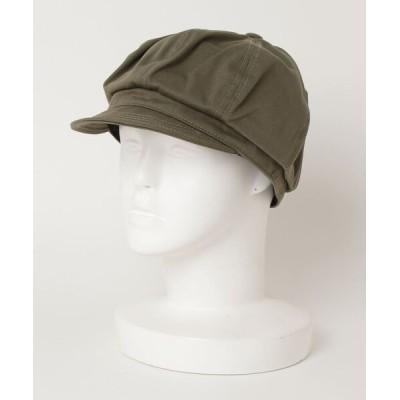 おしゃれスタ / TWILL CAS(ST) WOMEN 帽子 > キャップ