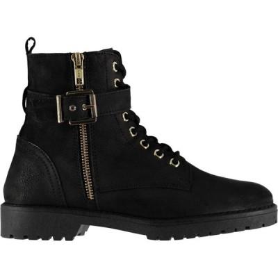 デューン Dune London レディース ブーツ シューズ・靴 Philosophy Boots Black