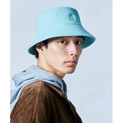 OVERRIDE / KANGOL Wool Lahinch MEN 帽子 > ハット