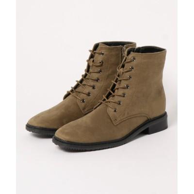 Parade ワシントン靴店 / レースアップショートブーツ DWB8200 WOMEN シューズ > ブーツ