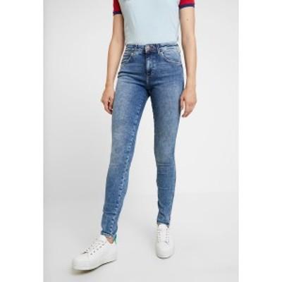 ラングラー レディース デニムパンツ ボトムス BODY BESPOKE - Jeans Skinny Fit - water blue water blue